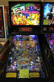 Simpsons Pinball Party LEDs