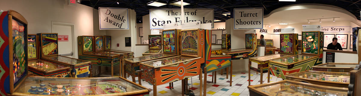 National Pinball Museum, Washington DC