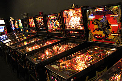 Pinball Wizard Arcade Picture