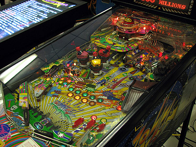 Spinball Jolly Park Spanish Pinball