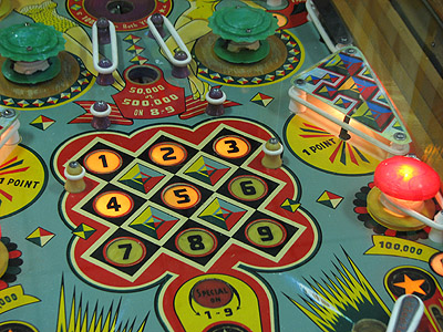 Williams Palisades Pinball