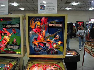 Bally Double Up Pinball